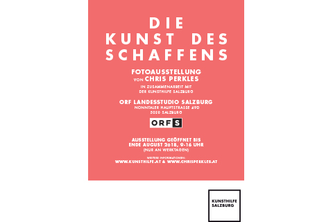 Photo exhibition in Salzburg!
